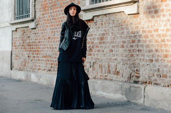 Tommy Ton 2015春夏米兰时装周最新街拍